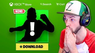 *NEW* EXCLUSIVE Xbox ONLY skin!