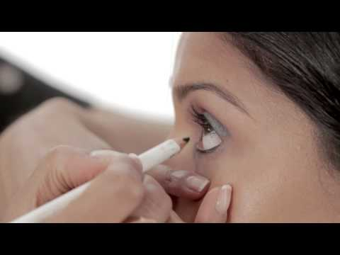 How To: Eye Liner Application by Lily Lolo Mineral Cosmetics