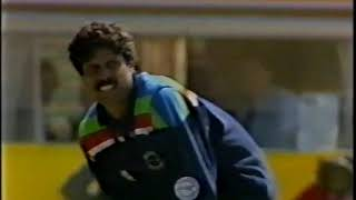 Super Rare India vs New Zealand World Cup 1992 Extended Highlights