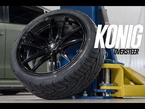Wheel Review: Konig Oversteer