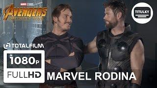 Avengers: Infinity War (2018) Rodina Avengers CZ HD