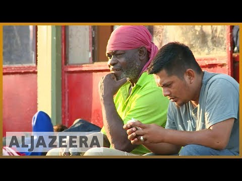 🇲🇽 Migrant caravan drops plan to travel to US-Mexico border | Al Jazeera English