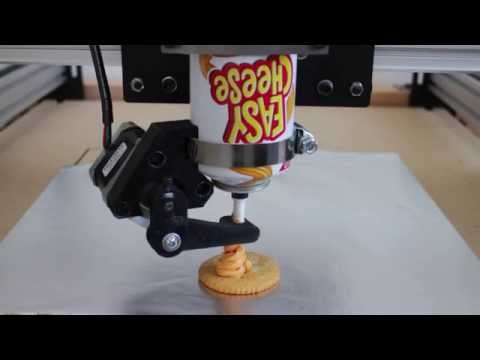 The Best 3D Printer Is This Easy Cheese 3D Printer