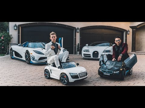 Tanner Fox - Hold Up (Official Music Video) feat. Dylan Matthew