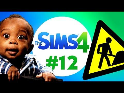 The Sims 4 - Rotační porod a práce! | #12