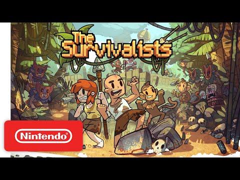 The Survivalists - Announcement Trailer - Nintendo Switch