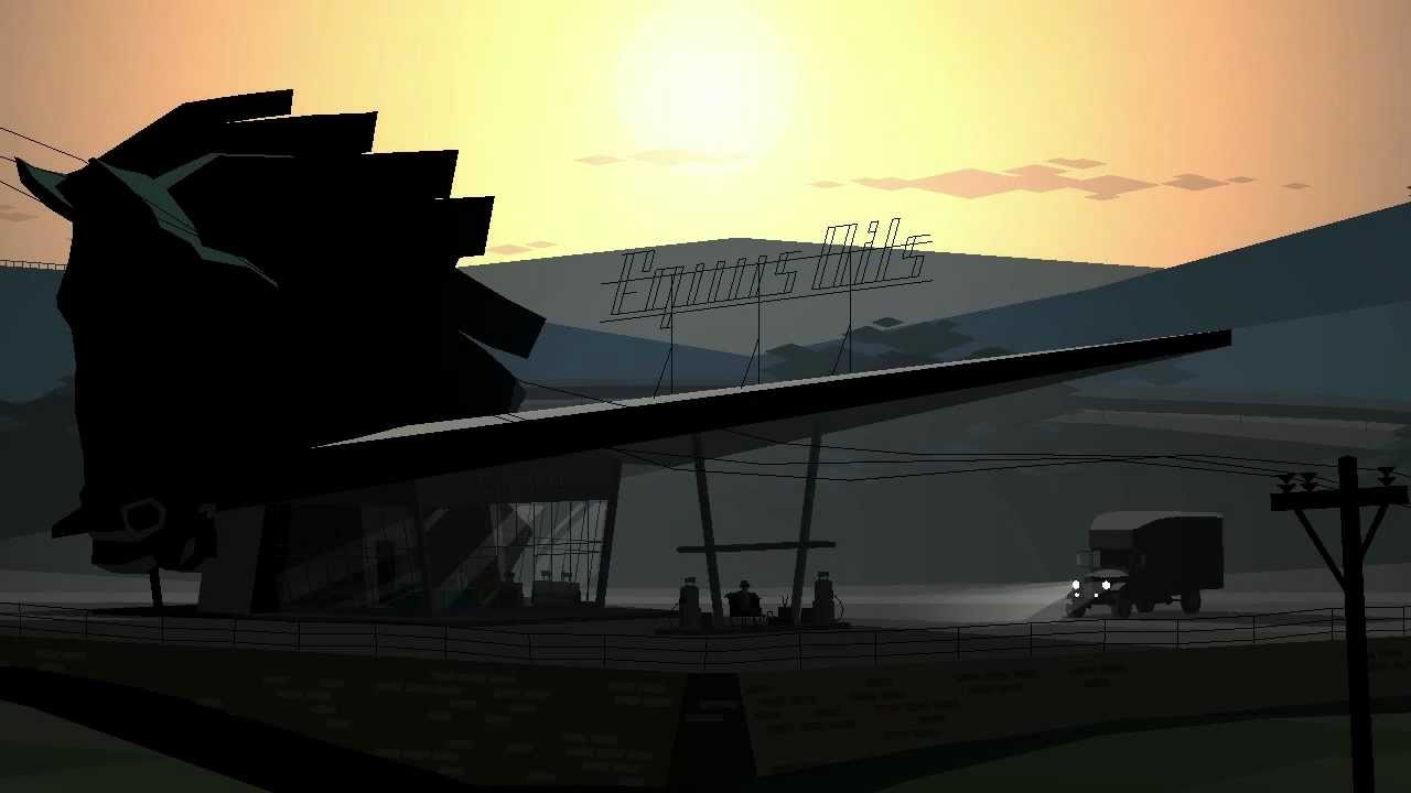 Wow, Kentucky Route Zero, You're Looking Good