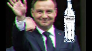 Andrzej Duda tańczy na sylwestrze - Party Maker