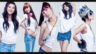 4 Minute - What A Girl Wants