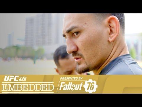 UFC 236 Embedded: Vlog Series - Episode 1