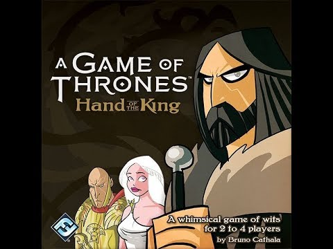 Geki's Review # 32 - Game of Thrones: The Hand of the King