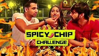 Spicy Chip Challenge | Rimorav Vlogs