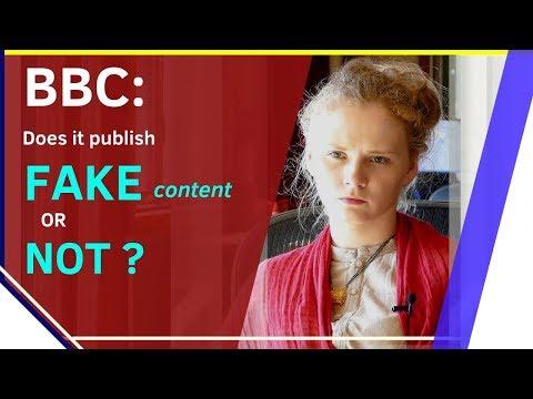 BBC | Fake News or NOT? | An investigative analysis by Karolina Goswami