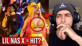 LIL NAS X ACABOU? 👌🏻 Lil Nas X, Cardi B   Rodeo (Official Audio)