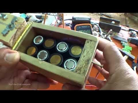 Como fabricar una bateria de 29 voltios para motores bicicleta