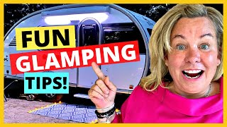 Glamping Ideas For Campsite ENVY 😍