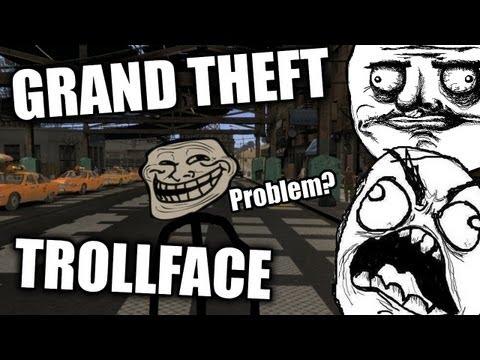 Grand Theft Troll Turns Online Asshole Into Liberty City Murderer