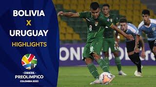 Bolivia 3-2 Uruguay I Preolímpico 2020
