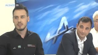 Ivan Lossouarn en direct sur Alsace20