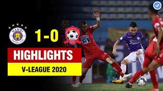 Highlights Hà Nội 1-0 Hải Phòng | Sức ép Nghẹt Thở Từ Hà Nội - Cầu Thủ Hải Phòng Phản Lưới Nhà
