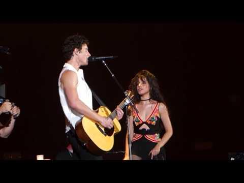 Shawn Mendes and Camila Cabello - Senorita - Live in Toronto