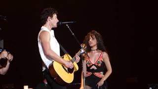 Shawn Mendes And Camila Cabello   Senorita   Live In Toronto