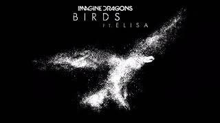"Imagine Dragons   ""Birds"" Ft. Elisa (1 Hour Loop)"