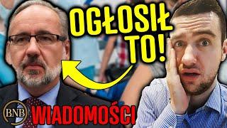 Z ostatniej chwili! Trzecia dawka OBOWIĄZKOWA w Polsce | WIADOMOŚCI