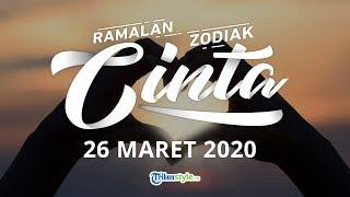 Ramalan Zodiak Cinta Kamis 26 Maret 2020, Taurus Semangat, Sagitarius Bersyukur
