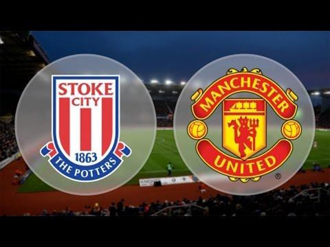 Stoke City vs Manchester United 1-0 LIVE Commentary 21/01/17