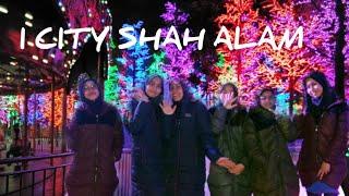 Lawatan ke I City Shah Alam