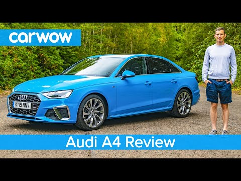 Audi A4 2020 in-depth review | carwow Reviews