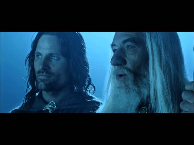 LOTR The Two Towers - Extended Edition - The Heir of Númenor