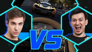 OMEN LAPTOP: SERGIO GAMEPLAYER vs FRAN MG | PROJECT CARS | #MTVLOGLATAM