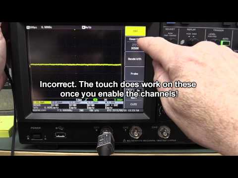 EEVBlog #792 - Lecroy Wavejet Touch 354 Oscilloscope Review