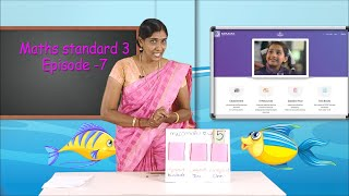 Standard 3   Mathematics   Class – 07