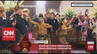 FULL - Prosesi Pernikahan Adat Jawa Kahiyang - Bobby, Jokowi Mantu