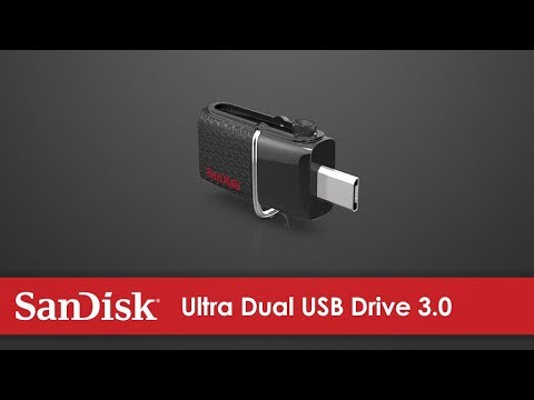 Ultra Dual Usb Drive 3 0 Sandisk