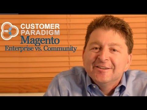 Magento Enterprise vs. Community : Ask an Unbiased Expert