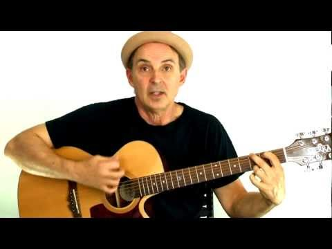 Beginning Guitar Chords 101 - Lesson #13 - Holding A Pick