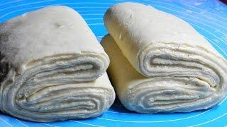 DANISH PASTRY DOUGH Easy Recipe | Sweet Pastry Dough | Mak Gembul