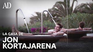 Exclusiva AD: Jon Kortajarena Nos Recibe En Su Refugio De LANZAROTE