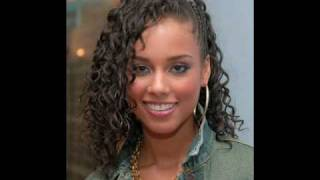 Alicia Keys - Never Felt This Way/ Butterflyz