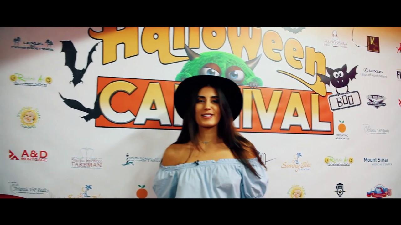 Russian American Chamber Halloween Carnival 2016