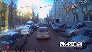 """""""Автохам"""": подборка нарушений дорожных правил"""