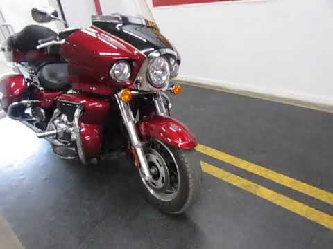 2010 Kawasaki Vulcan® 1700 Voyager® in Wichita Falls, Texas - Video 1