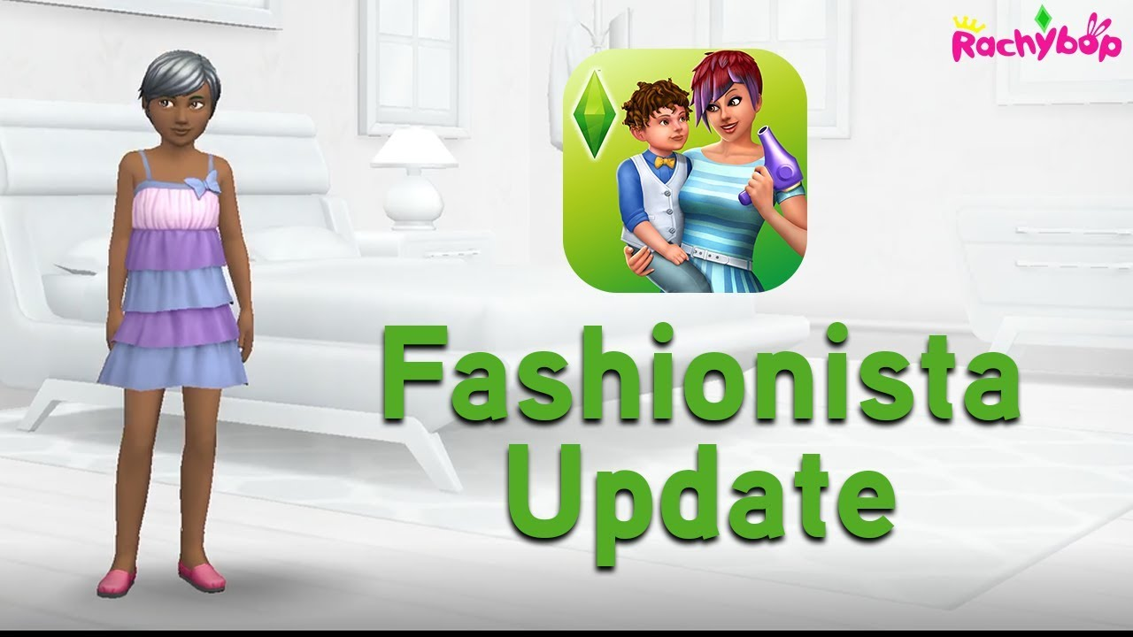 The Sims Mobile Fashionista Update PATCH NOTES