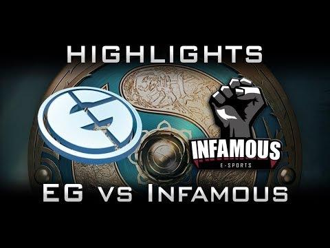 INFAMOUS vs EVIL GENIUSES Bo3