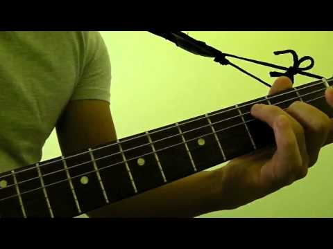 How to Play  F Major Guitar Bar Chord