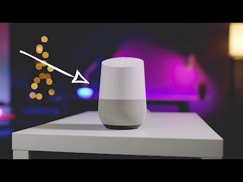 Smart Home Setups – Google Home + Philips Hue!